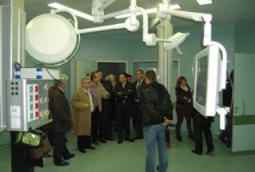 """""""Ομπρέλα"""" ΕΣΠΑ στο νέο νοσοκομείο Αγρινίου"""