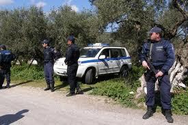 Σκηνές αστυνομικής ταινίας στον Τριπόταμο