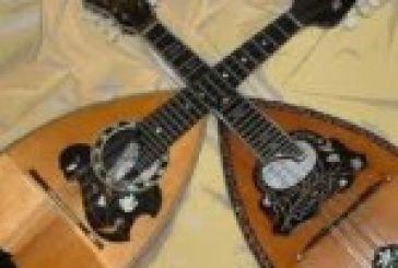 Oρχήστρα Νυκτών Εγχόρδων (Μαντολινάτα) στο Μεσολόγγι