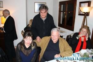 Παρουσίασε στη Ναύπακτο το πρώτο του βιβλίο ο Κώστας Βουτσάς (φωτό-video)