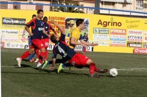 Παναιτωλικός-Κέρκυρα: Τα γκολ και οι φάσεις του αγώνα (Vid)