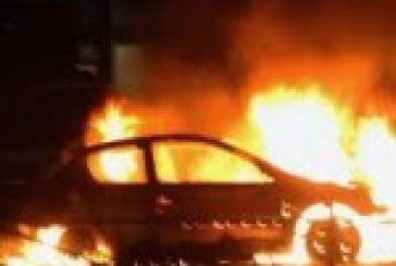 Κάηκε αυτοκίνητο στο Μεσολόγγι