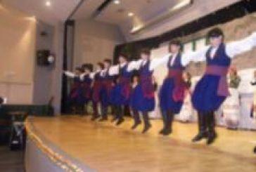 Χορευτική βραδιά Λαογραφικού Ομίλου ΓΕΑ