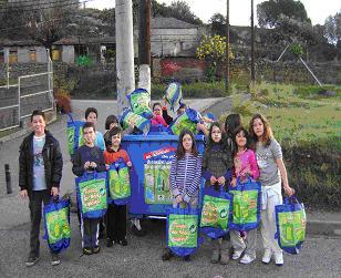 Περιβαλλοντικό μήνυμα από το 12ο Δημοτικό Σχολείο Αγρινίου