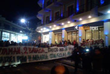 Βίντεο και εικόνες από την άφιξη του Παναθηναϊκού στο Αγρίνιο