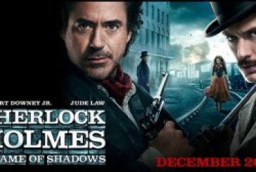 «SHERLOCK HOLMES 2» στον Άνεσις