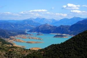 Προτάσεις Αυγενάκη για την ανάδειξη της λίμνης Κρεμαστών