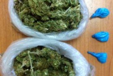 Συλλήψεις στο Αγρίνιο για ναρκωτικά