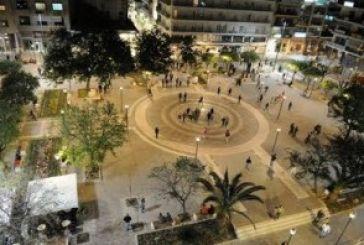 Eπεισόδιο μεταξύ νεαρών και αστυνομικών στην πλατεία…