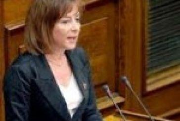Θέμα για τη συγγένεια Καρχιμάκη-Παπουτσή θέτει η Γιαννακά