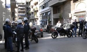 Πάτρα: Ληστεία πριν από λίγο σε χρηματαποστολή έξω από την Εμπορική Τράπεζα