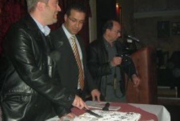 ΝΔ: Κοπή πίτας με απουσίες, αιχμές και στήριξη στον Σαμαρά
