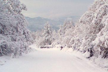 """""""Χιονορεπορτάζ"""" από το Ξηρόμερο (φωτό)"""