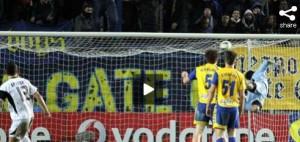 Παναιτωλικός-Δόξα: Τα γκολ και οι φάσεις της αναμέτρησης (Vid)