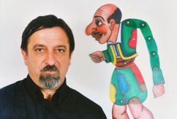 Στο δορυφορικό πρόγραμμα της ΕΡΤ ο αγρινιώτης καραγκιοζοπαίχτης Χρήστος Πατρινός