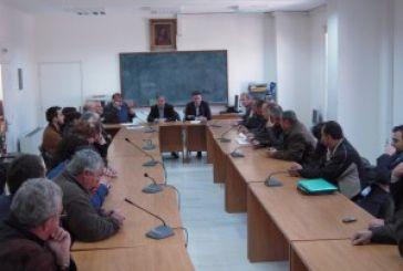 Σύσκεψη στο Θέρμο και ανακοινώσεις για έργα ανάπτυξης του Δήμου