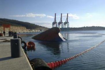 Ναυάγιο στο Πλατυγιάλι: «Δεν υπάρχει μόλυνση» λέει  δήμος Ξηρομέρου