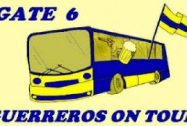 Εκδρομή των GUERREROS στο Αγρίνιο για τον αγώνα με ΠΑΟΚ