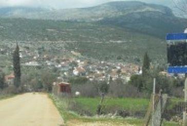 Αετός: Οι πινακίδες που σηματοδοτούσαν το χωριό έχουν καταστραφεί