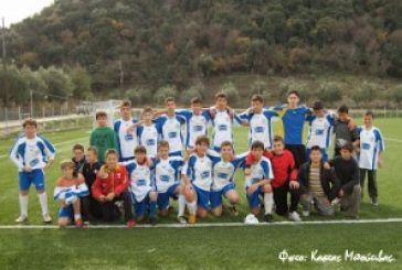 Αφιέρωμα: Ακαδημία ποδοσφαίρου του Αχελώου Αγγελοκάστρου
