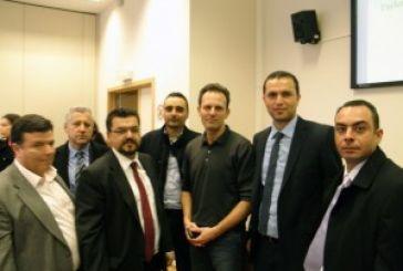 Στις Βρυξέλλες αντιπρόσωποι του Εμποροβιομηχανικού Συλλόγου Ι. Π. Μεσολογγίου