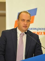 Στο Αγρίνιο ο Γραμματέας της Δημοκρατικής Συμμαχίας