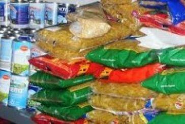 «Δωρεάν διανομή τροφίμων» στο δήμο Μεσολογγίου