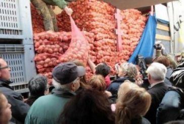 Στάση… προσμονής για το «κίνημα της πατάτας»