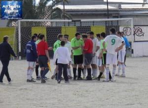Ένταση,επεισόδια και γκολ στο ΠΑΟ Αγρινίου-Κατούνα (video)