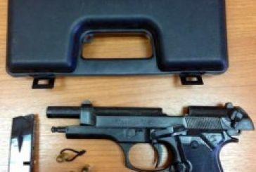 Συνελήφθη Αλβανός με όπλο και ναρκωτικά