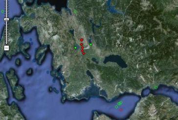 Και νέοι σεισμοί με επίκεντρα στο ρήγμα Οζερού