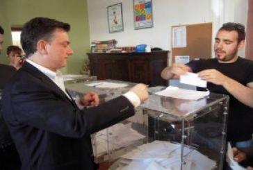 Μωραΐτης ψηφίζοντας:«Η μεγάλη δημοκρατική παράταξη είναι εδώ»