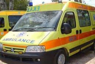 Τραυματισμοί παιδιών από εκτροπή οχήματος. Σώθηκαν απο τις ζώνες…