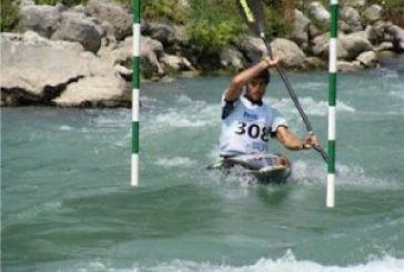 Επιτυχία για τον Θανάση Γιαννόπουλο στο kayak ανδρών