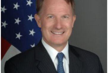 Στο Μεσολόγγι για τις Γιορτές Εξόδου ο Αμερικανός Πρέσβης