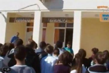Η μαθητική Web TV του Γυμνασίου Λεπενούς επανέρχεται