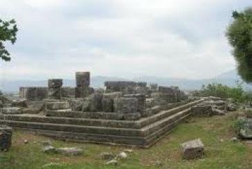 Στο μάτι αρχαιοκάπηλων η αρχαία Στράτος;