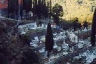 Απόπειρα διάρρηξης στο εκκλησάκι του νεκροταφείου