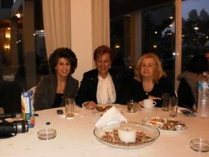 Με τις γυναίκες στο Μεσολόγγι η Έλενα Μάντζιου-Κοτρολού