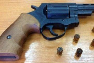 Για οπλοκατοχή συνελήφθη 36χρονος