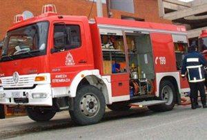 Φωτιά σε ισόγειο διώροφου στη Γαβαλού