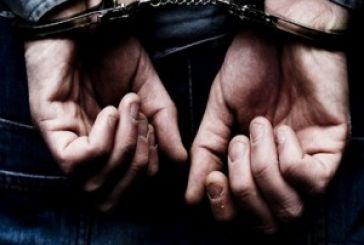 Σύλληψη για οπλοκατοχή και κροτίδες στην Κατούνα