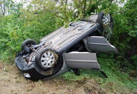 Θανατηφόρα εκτροπή οχήματος στην παράκαμψη Αγρινίου