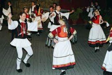 Λήξη των τμημάτων Χορευτικού και Χορωδίας