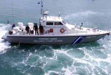 Εντοπίστηκε σκάφος με 45 λαθρομετανάστες στον Αστακό