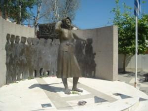 Τιμές στο μνημείο της Γενοκτονίας των Ποντίων