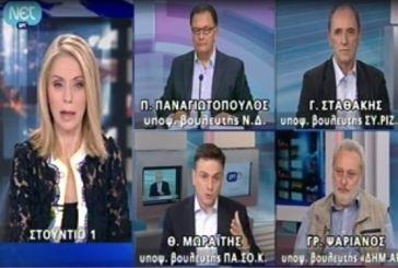 Θάνος Μωραΐτης: «Προ των ευθυνών τους, όλες οι πολιτικές δυνάμεις»