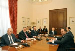 Σύσκεψη αρχηγών σήμερα για την υπηρεσιακή κυβέρνηση
