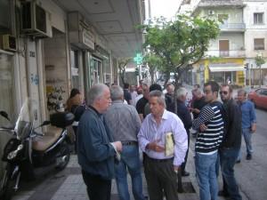 Στον ΟΑΕΕ οι έμποροι για όσους δεν μπορούν να πληρώσουν
