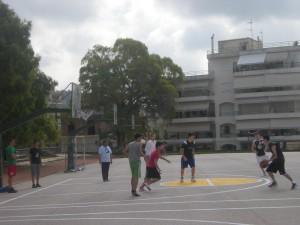 Εικόνες από το streetball 3Χ3 τουρνουά Μπάσκετ